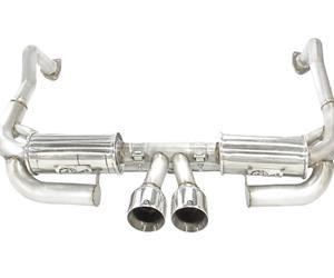 Exhaust System Kit – Mach Force XP Cat Back System