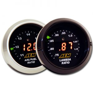 Gauge Air / Fuel Ratio
